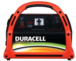 Duracell DRPP600 Powerpack 600 Jump Starter
