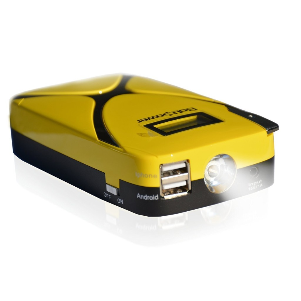 Bolt Power X-5 Mini 8000mAh Portable Car Jump Starter