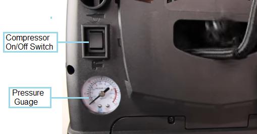 Schumacher XP2260 Compressor