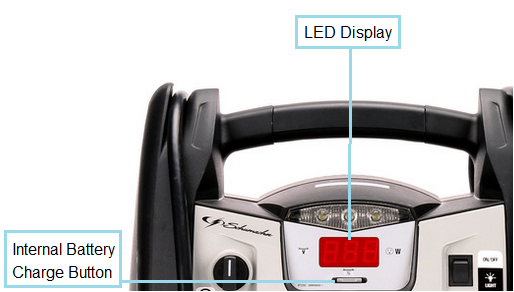 Schumacher XP2260 Digital Display